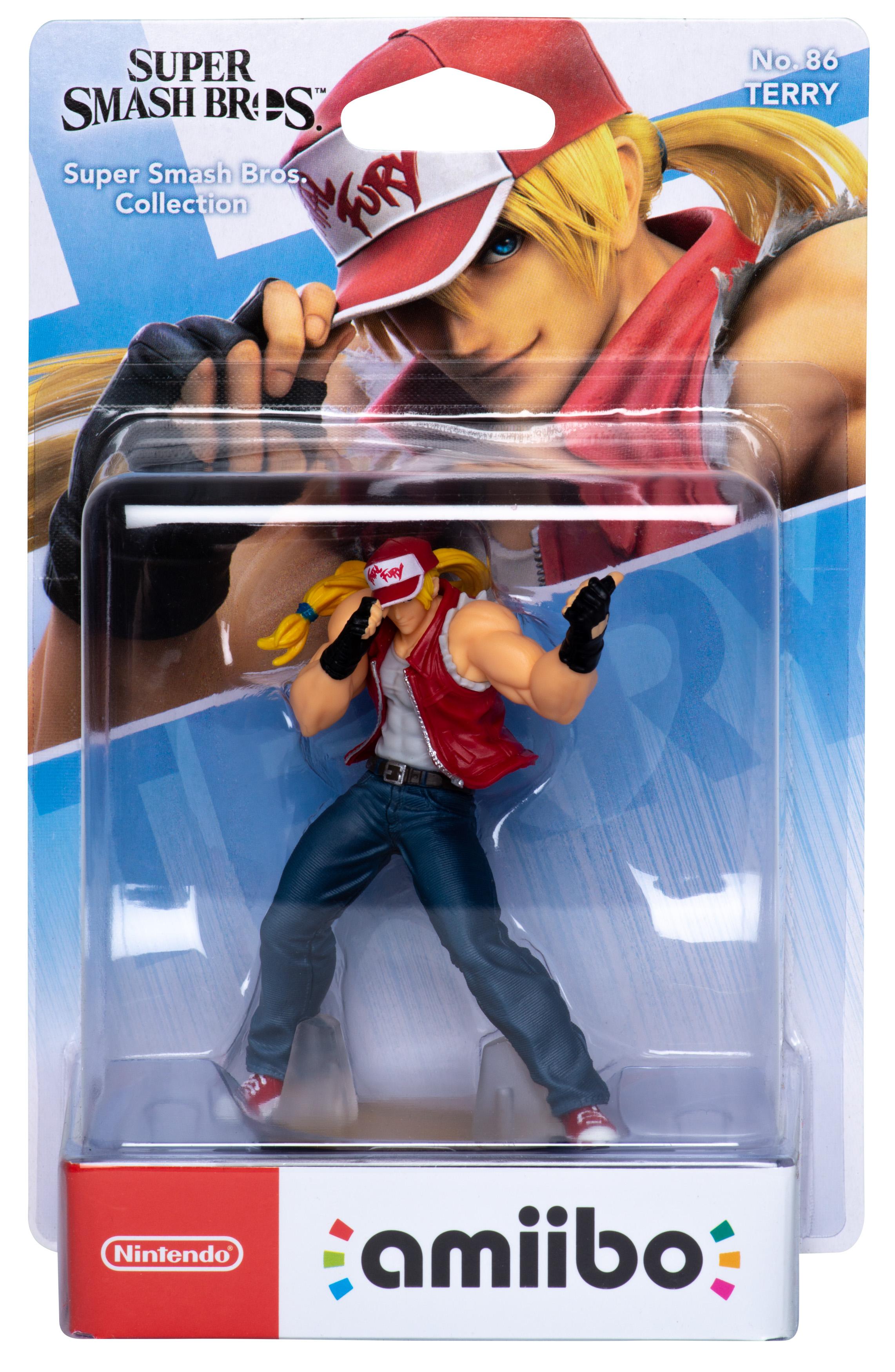amiibo - Super Smash Bros. - Terry Bogard