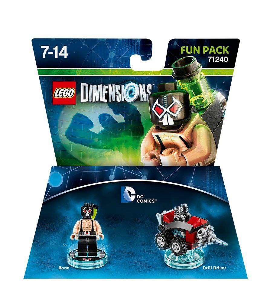 LEGO Dimensions - Fun Pack - Bane