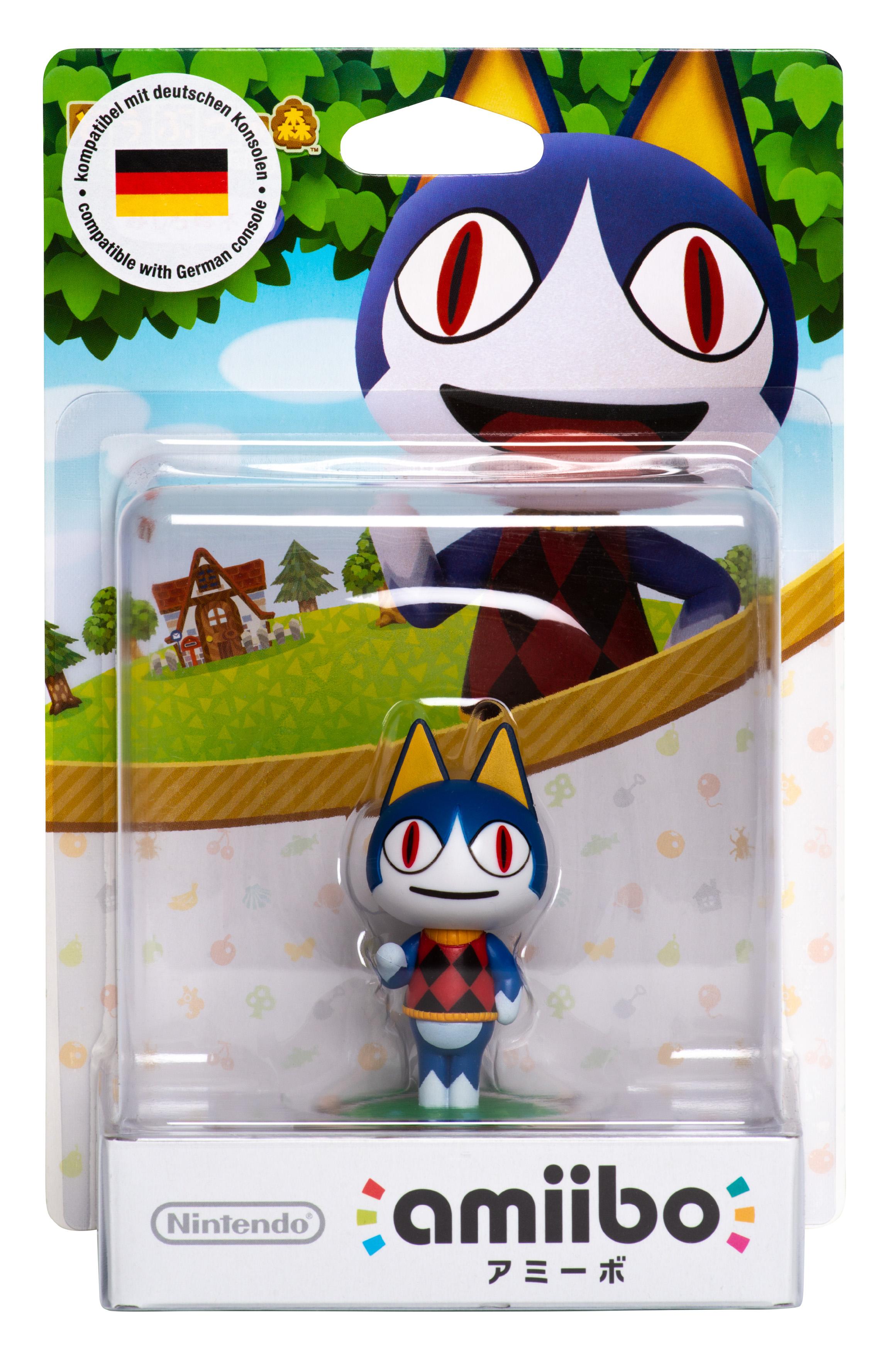 amiibo Animal Crossing - Olli