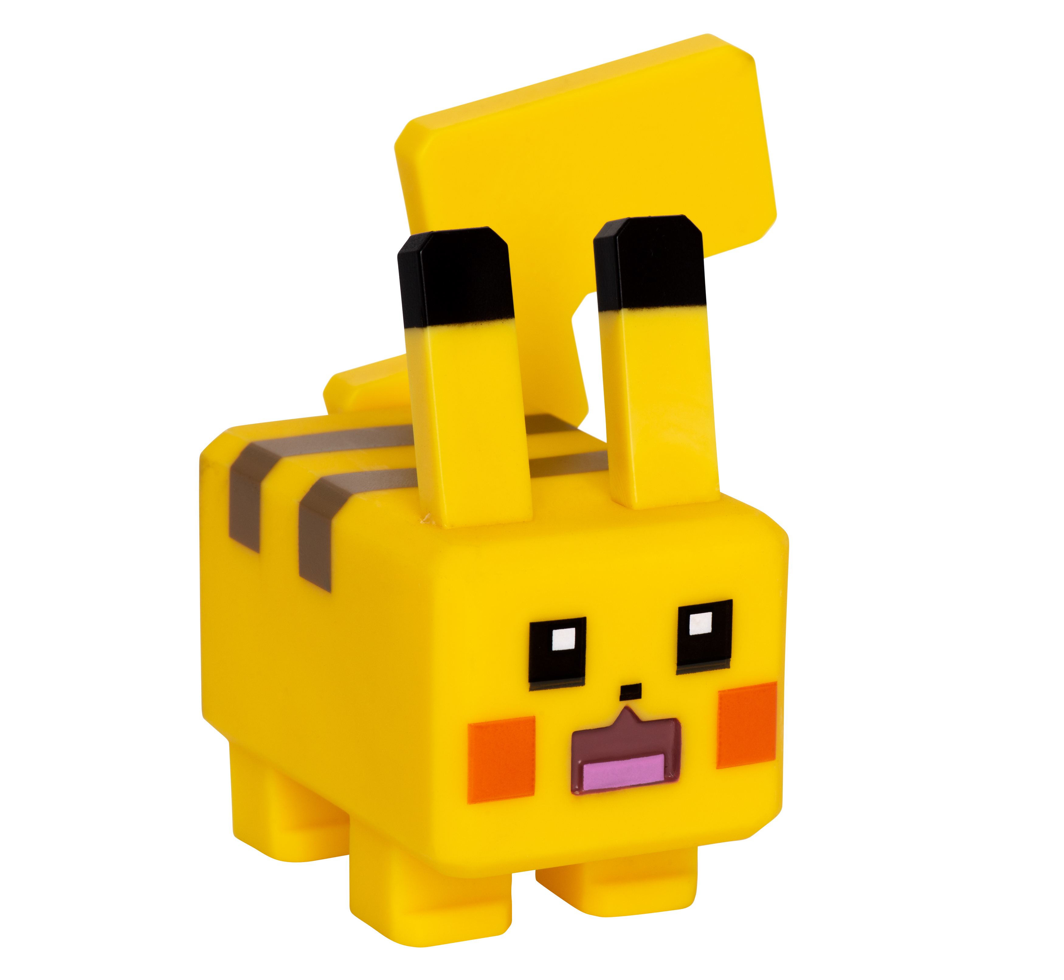 Pokémon Quest Vinyl Figur - Pikachu 8 cm