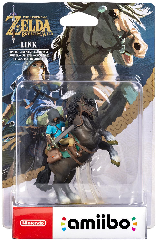 amiibo - The Legend of Zelda: Breath of the Wild - Link Reiter