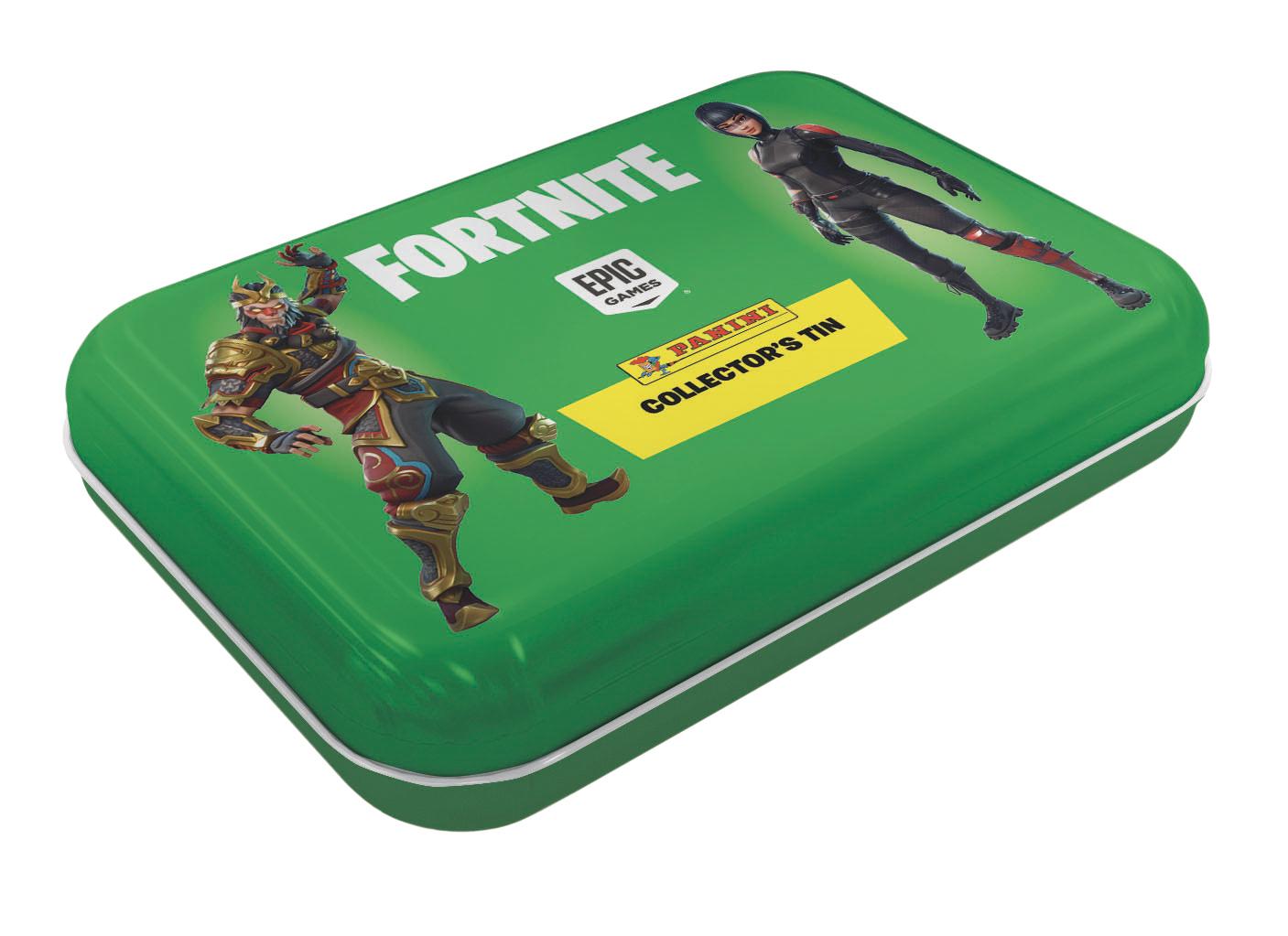 Fortnite Serie 1 Tin Dose - 4 Tüten